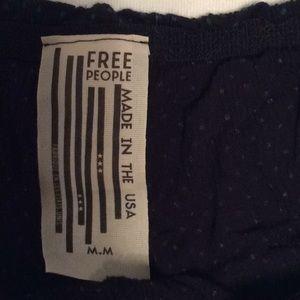 Free People Shorts - Free People Intimately Polka Dot Shorts